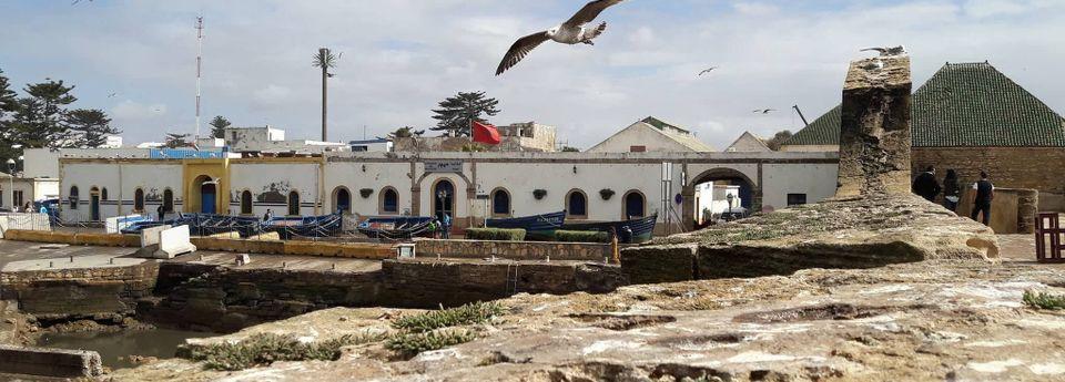 Essaouira Atlantic Coast