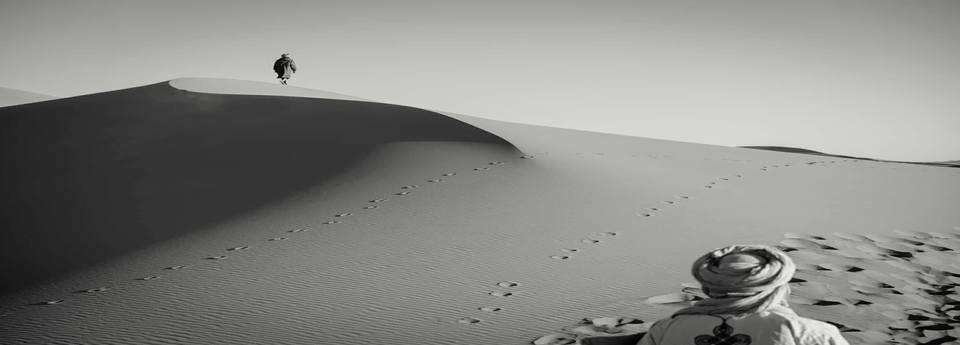 Magical Desert Dunes